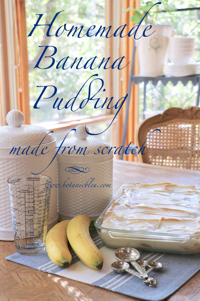 made from scratch banana pudding recipe is so good you need to make a double recipe