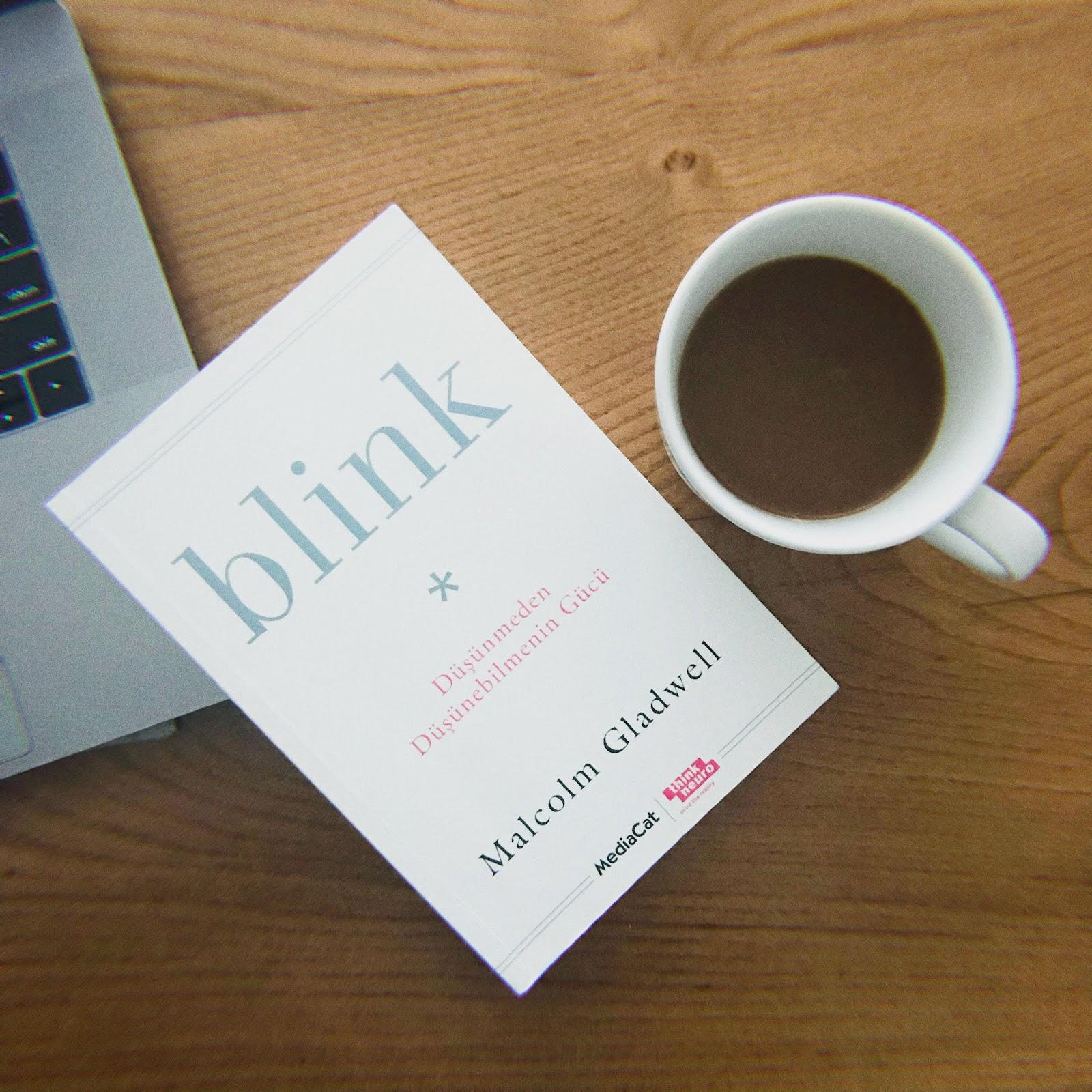 Blink * Dusunmeden Dusunebilmenin Gucu (Kitap)