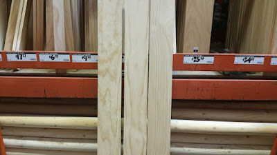 1x6 Select Pine Boards