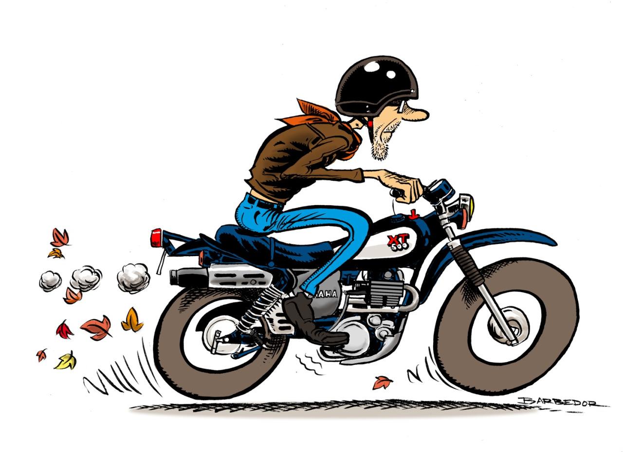 Caricatures pour tous mars 2016 - Dessin humour moto ...