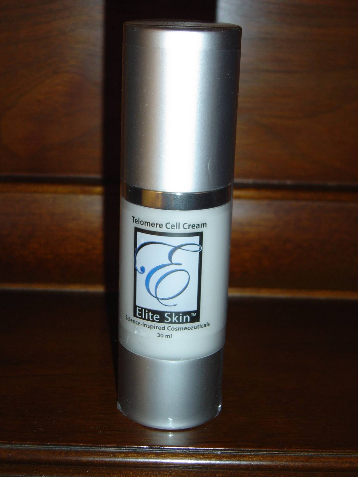 Elite Telomere Cell Cream.