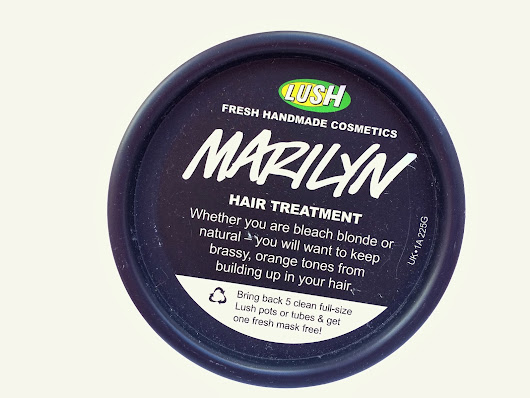 Lush Marilyn Hair Treatment