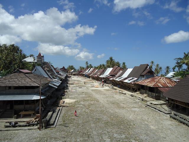 Desa Bawomataluo
