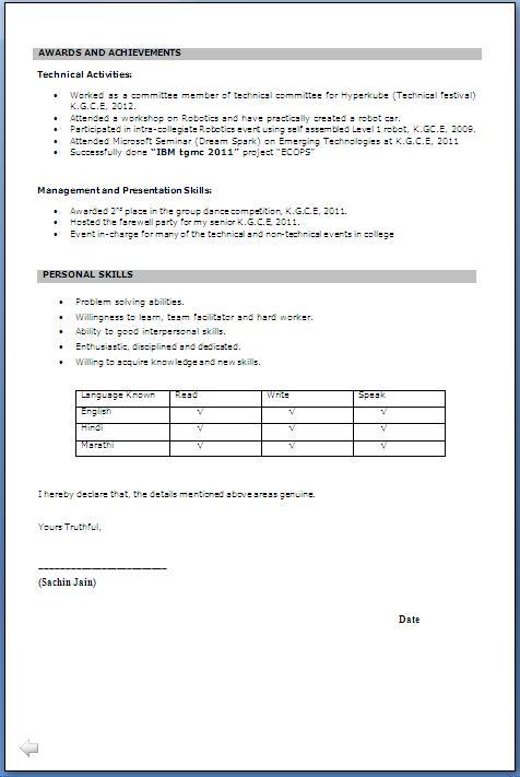 The Belk College Of Business Belk College Of Business Resume Format Resume Format For Final Year Students