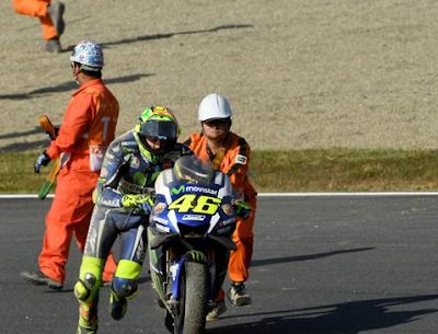 Burgess: Rossi yang Sekarang Sudah Tua dan Lemah