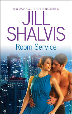 Book Review: Room Service, by Jill Shalvis, 3 stars