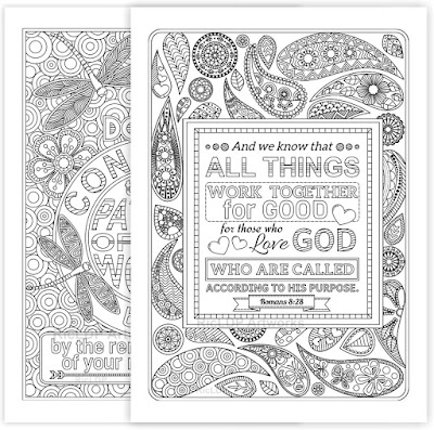 bible coloring pages from Romans