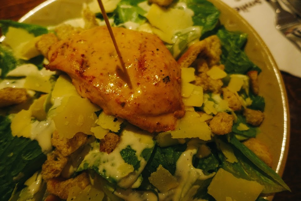 シーザーサラダ(Caesar Salad)with chicken