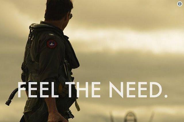 Ερχεται το νέο «Top Gun»: O Τομ Κρουζ πόσταρε την πρώτη φωτογραφία και το ίντερνετ παραληρεί (βίντεο)