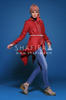 Model Busana Muslim Shafira Remaja Terbaru