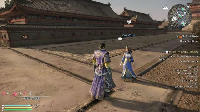 تحميل لعبة Dynasty Warriors 9 تورنت
