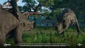 JURASSIC WORLD EVOLUTION pc game wallpapers|images|screenshots