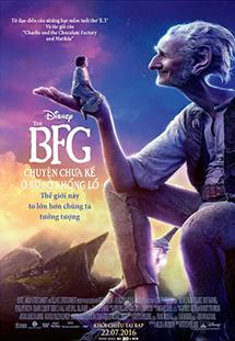 The BFG: Chuyện Chưa Kể Ở Xử Sở Khổng Lồ