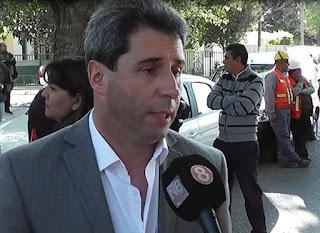 Estará acompañado por su par de Salta, Juan Manuel Urtubey; el jefe de Gobierno Porteño, Horacio Rodríguez Larreta y por el jefe de Gabinete Marcos Peña.