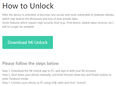 How to Unlock Bootloader Xiaomi Redmi 6