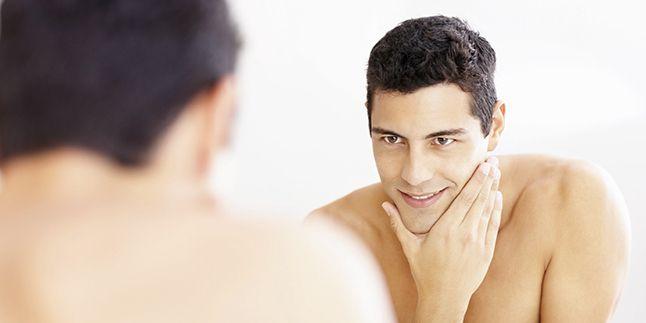 Tips Merawat Kesehatan Wajah Pria