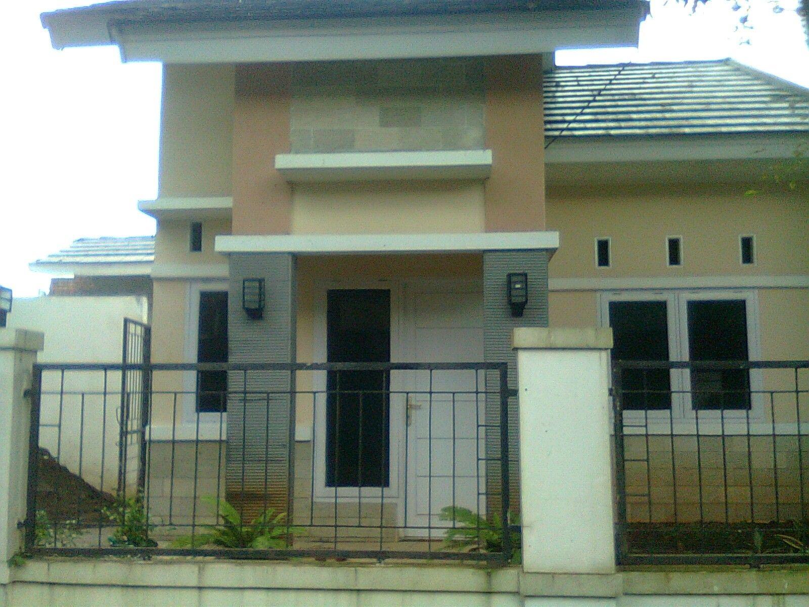 gambar rumah sederhana kelihatan mewah minimalis