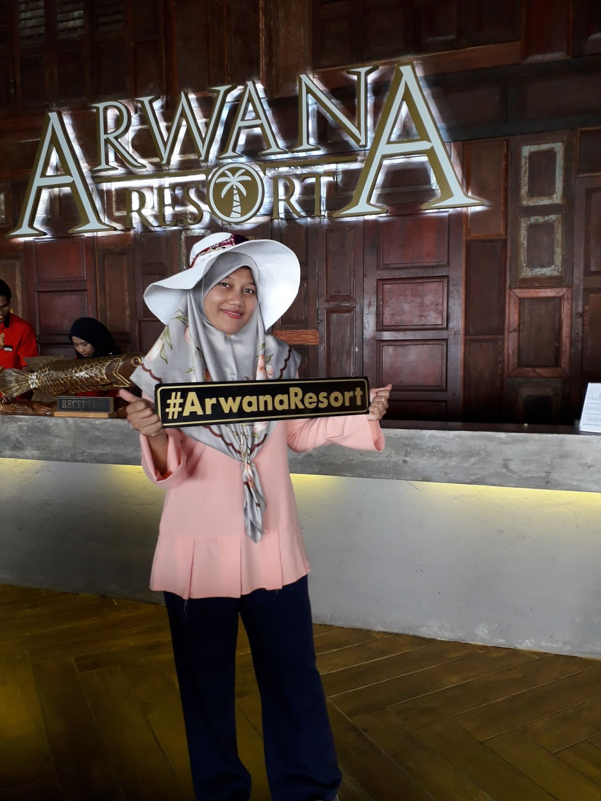 Review Arwana Perhentian Resort