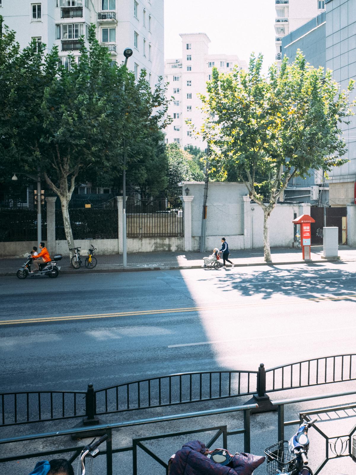 「上海田子坊」散步寫真