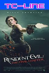 Resident Evil: Capítulo final (2017) TeleCine HD-LiNE