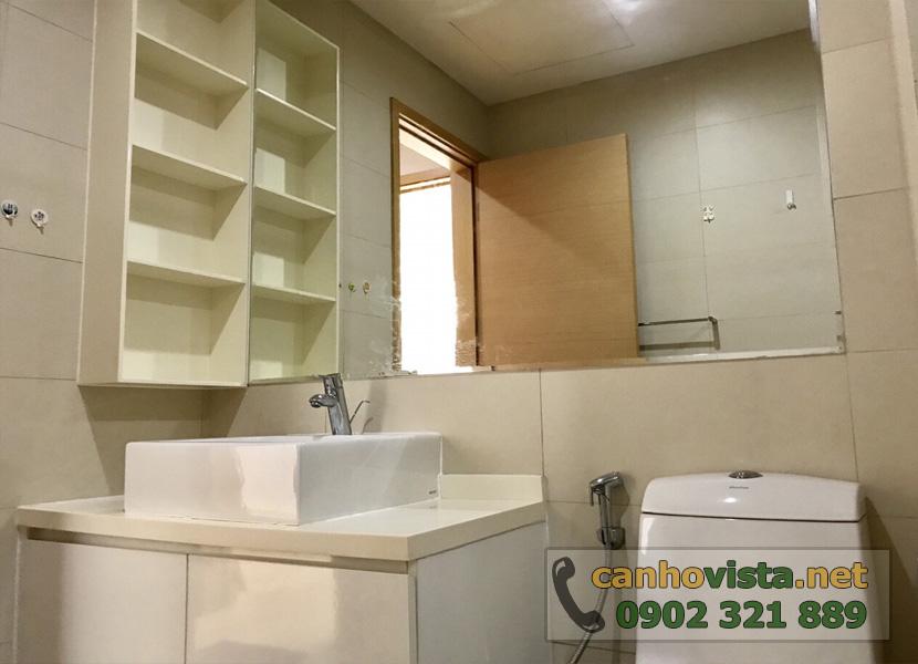 giá bán căn hộ the vista quận 2 - phòng tắm