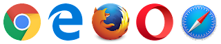 Web Browser Logo