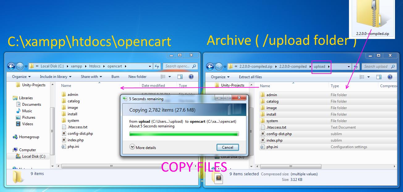 codingtrabla: Install OpenCart 2 2 0 on Windows
