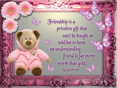 sweet friendship day messages in english