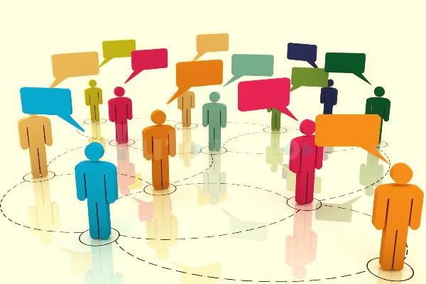 Harus memakai jaringan komunitas untuk sukses di bisnis