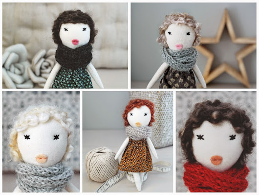 Avant l'automne / Early autumn dolls