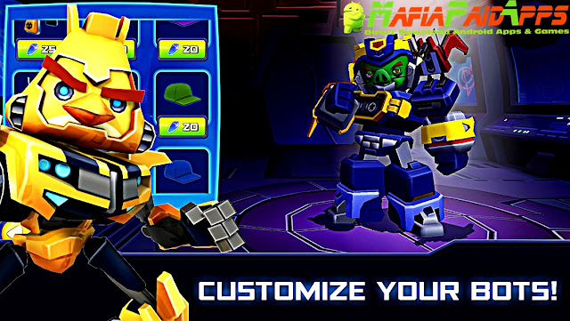 Angry Birds Transformers Apk MafiaPaidApps