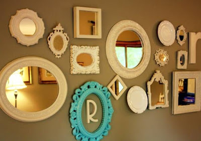 Cách treo gương trong nhà