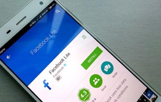 How to download facebook lite app