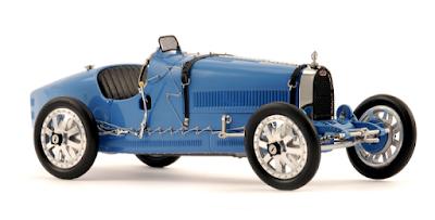 Bugatti Type 35 Car