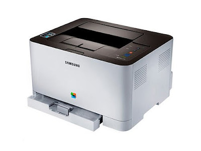 Stylish footprint to gibe near inwards whatever environs Samsung Printer Xpress SL-C410 Driver Downloads