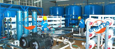 Pengolahan Air Bersih, Limbah Cair anik, Water Treatment Plant