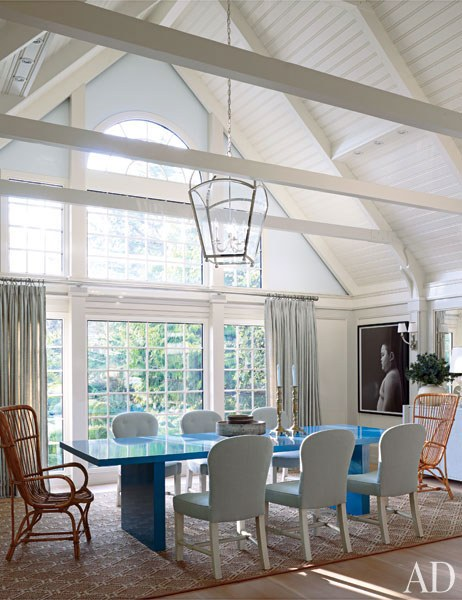 Designer Upholstered Dining Room Chairs