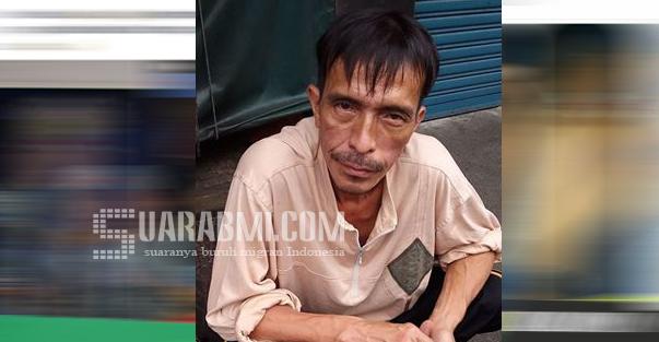 Bapak Ini Asal Jawa Timur Terlantar di Taiwan Ingin Cari Adiknya