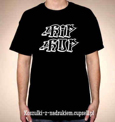 koszulka hip hop