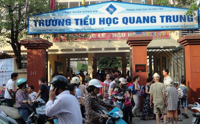 Hà Nội: Một học sinh lớp 2 bị cô giáo chủ nhiệm tát  50 cái méo mặt