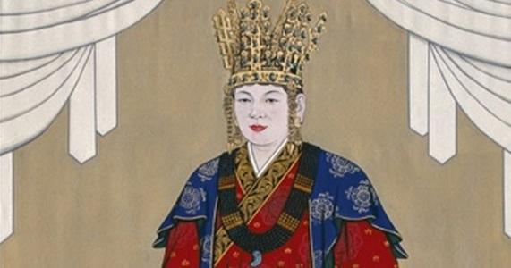 Silla Kraliçesi Seondeok Ölümü