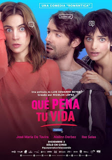 Qué Pena Tu Vida (2016) Online