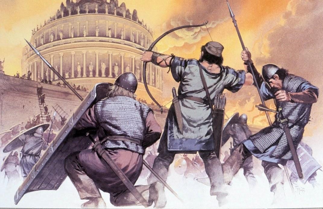 Reinos Bárbaros da Europa