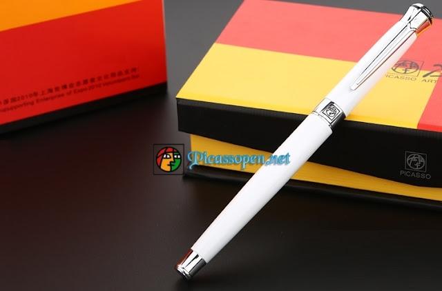 Bút cao cấp Picasso Pimio 903 màu trắng