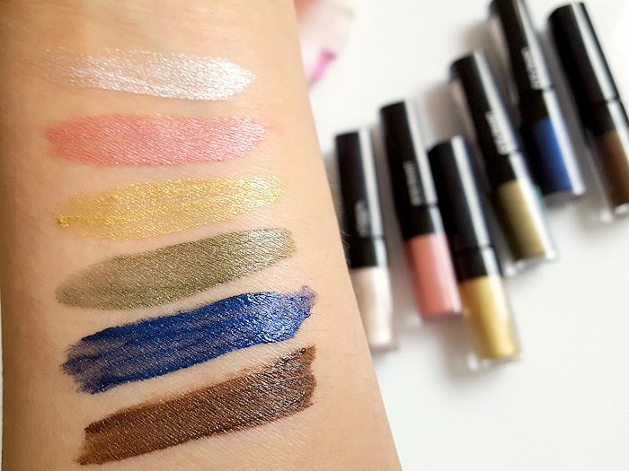 Swatches: L´Oréal Paris - Infaillible Eye Paint Liquid Eyeshadow - 7.95 Euro