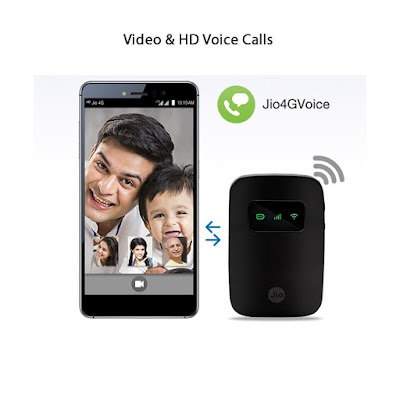 HD Video & Voice Calls