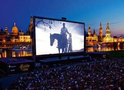 Filmnachte Am Elbufer theatre germany