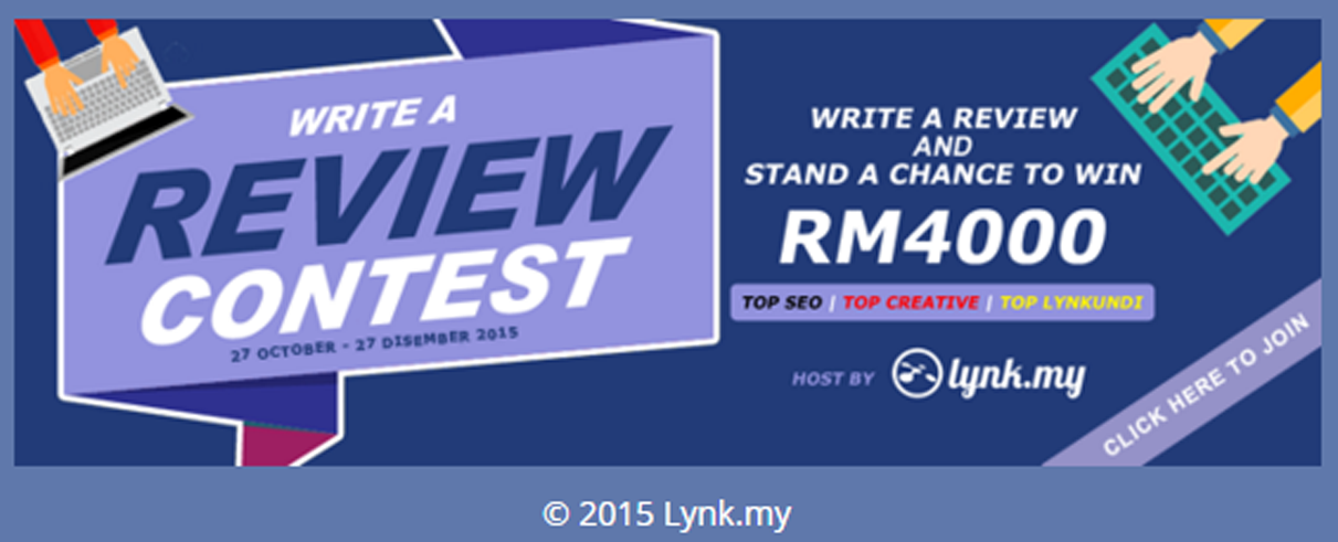 REVIEW CONTEST LYNK.MY 2015