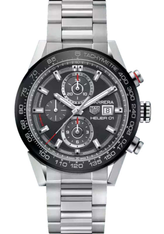 TAG Heuer Carrera Calibre Heuer 01 Cronografo