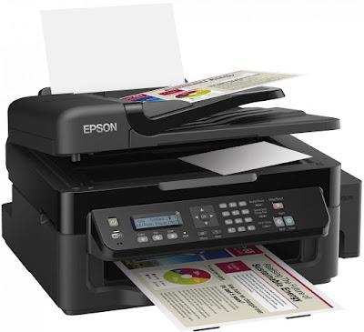 Epson L555 Ecotank Treiber Drucker Download Für Windows Und Mac